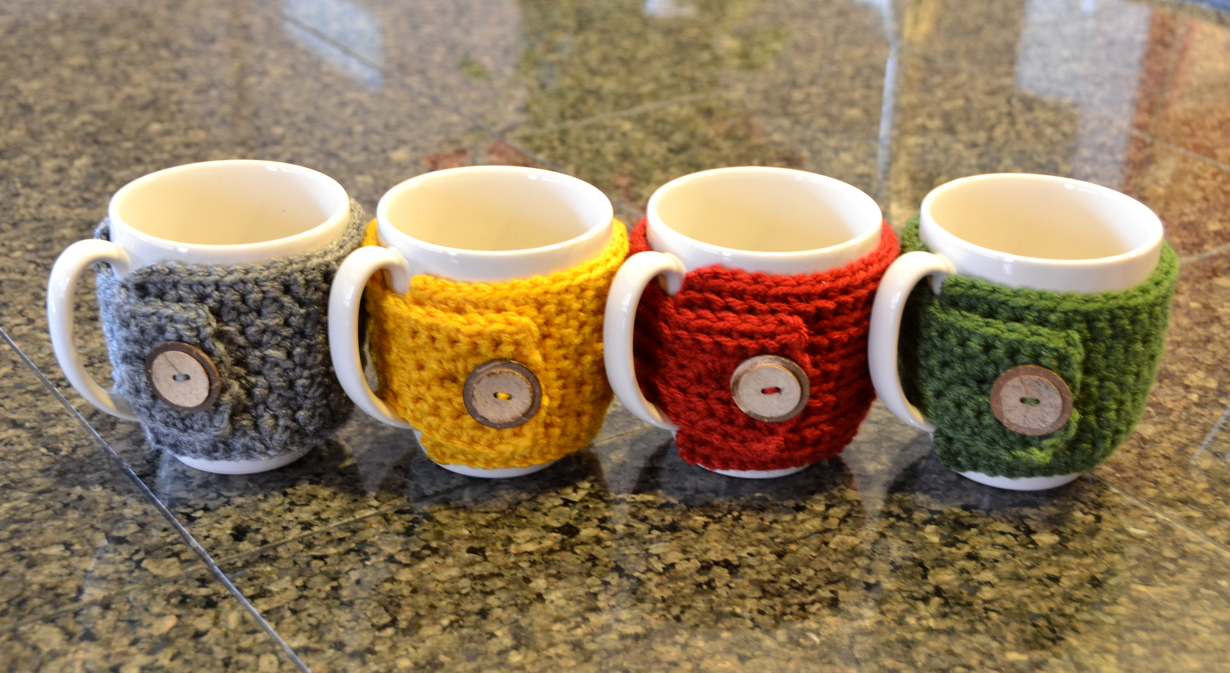 Coffee Cozy Pattern Best Decorating Design