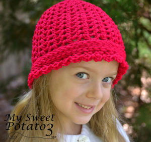 Sweet Braids Hat
