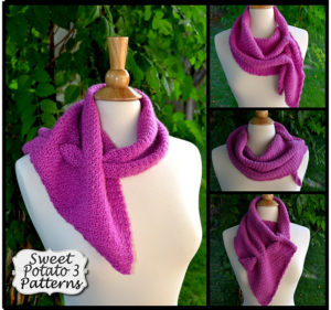Interlace Shawl & Wrap