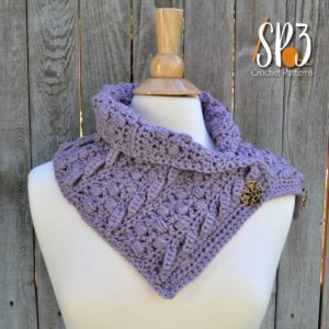 Sweet Potato 3 Scarf