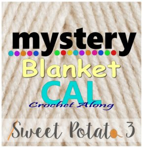 Sweet Potato 3 CAL Blanket