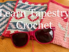 Sweet Potato 3 Tapestry Crochet