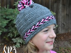 Braided Beanie by Sweet Potato 3